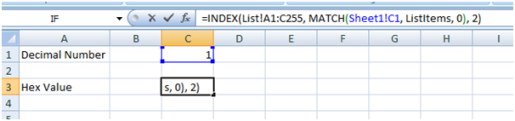 Excel drop-down list - Figure 10