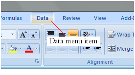 Excel drop-down list - Figure 4